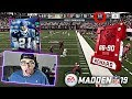 THE GREATEST PICK SIX WITH ZERO SECONDS LEFT! 250K PULL! Madden 19 Ultimate Team Gameplay