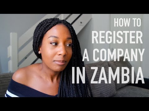 HOW TO REGISTER A COMPANY IN ZAMBIA |PACRA