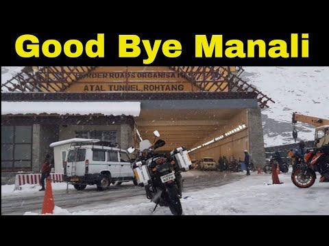 GOOD BUY MANALI !! MANALI 2020