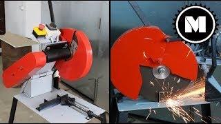 Przecinarka Do Metalu DIY