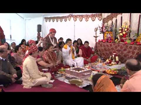 Hindu Temple Puja Part 1