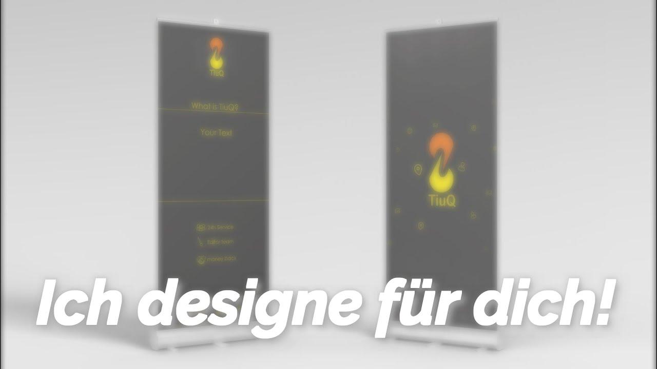 DESIGNER gesucht? ICH designe für Sie!🔥Visitenkarten,Flyer usw.