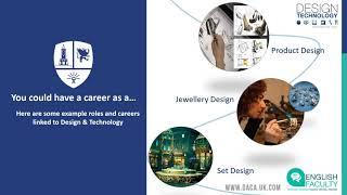 Options Evening - Design Technology