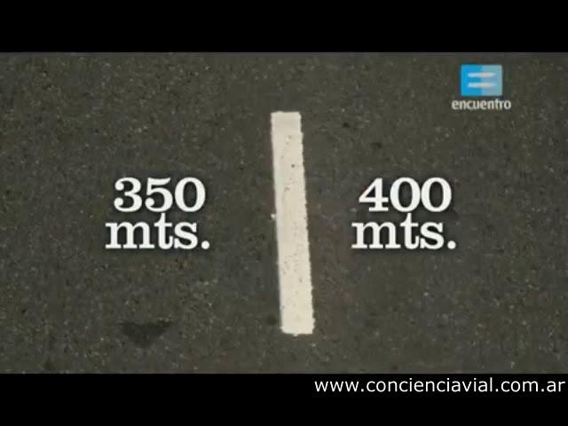 Ser Vial (Programa 1): Peatones y ciclistas