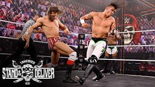 MSK vs. Grizzled Young Veterans vs. Legado del Fantasma- NXT TakeOver: Stand & Deliver April 7, 2021