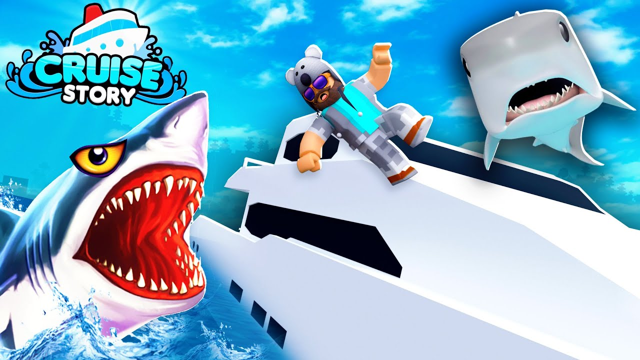 ROBLOX CRUISE.. (Story) - YouTube