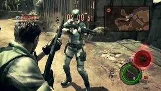 Resident Evil 5 - Versus Mode #1