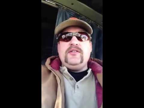 Truck driving in North Dakota oilfield. What to buy.