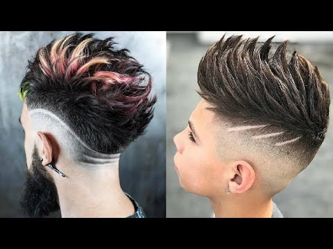 Cortes De Pelo Hombres 2018 2019 Haircuts For Men Youtube