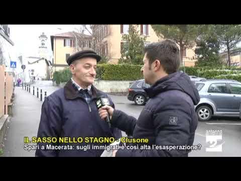 Spari a Macerata: sugli immigrati è così alta l'esasperazione?