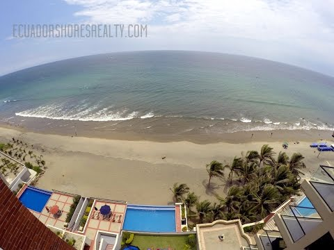 San Marino beachfront Condo for sale Manta Ecuador