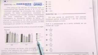 CHROMOS GABARITO ENEM 2015 - Guilherme Camargo - Matemática - Questão 178 - Prova Amarela