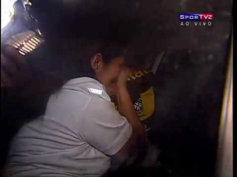 Goalkeeper Julio Cesar Crying In Rio De Janeiro after vs Netherlands WC 2010
