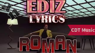 Edis - Roman  Sözleri (Lyrics) Video