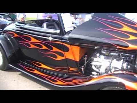PATTONSBURG MO. CAR SHOW VIDEO 2