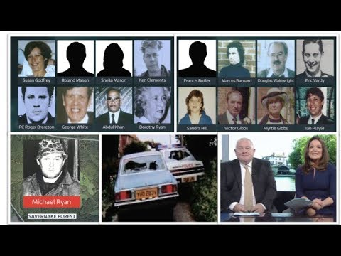 ITV News Meridian - Hungerford shootings 30th anniversary