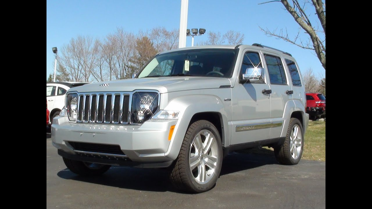 Charming MVS   2011 Jeep Liberty Jet Sport