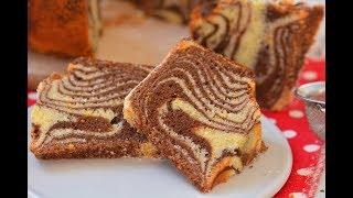 Pamuk Gibi Mermer Kek Tarifi ( Mermer Kek Nasıl Yapılır )