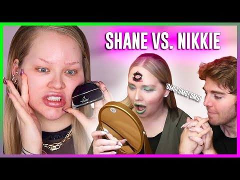 Recreating SHANE DAWSON'S Makeup Look On Me! | NikkieTutorials thumbnail
