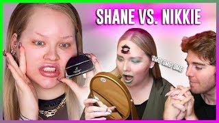Download Recreating SHANE DAWSON'S Makeup Look On Me! | NikkieTutorials Mp3 and Videos