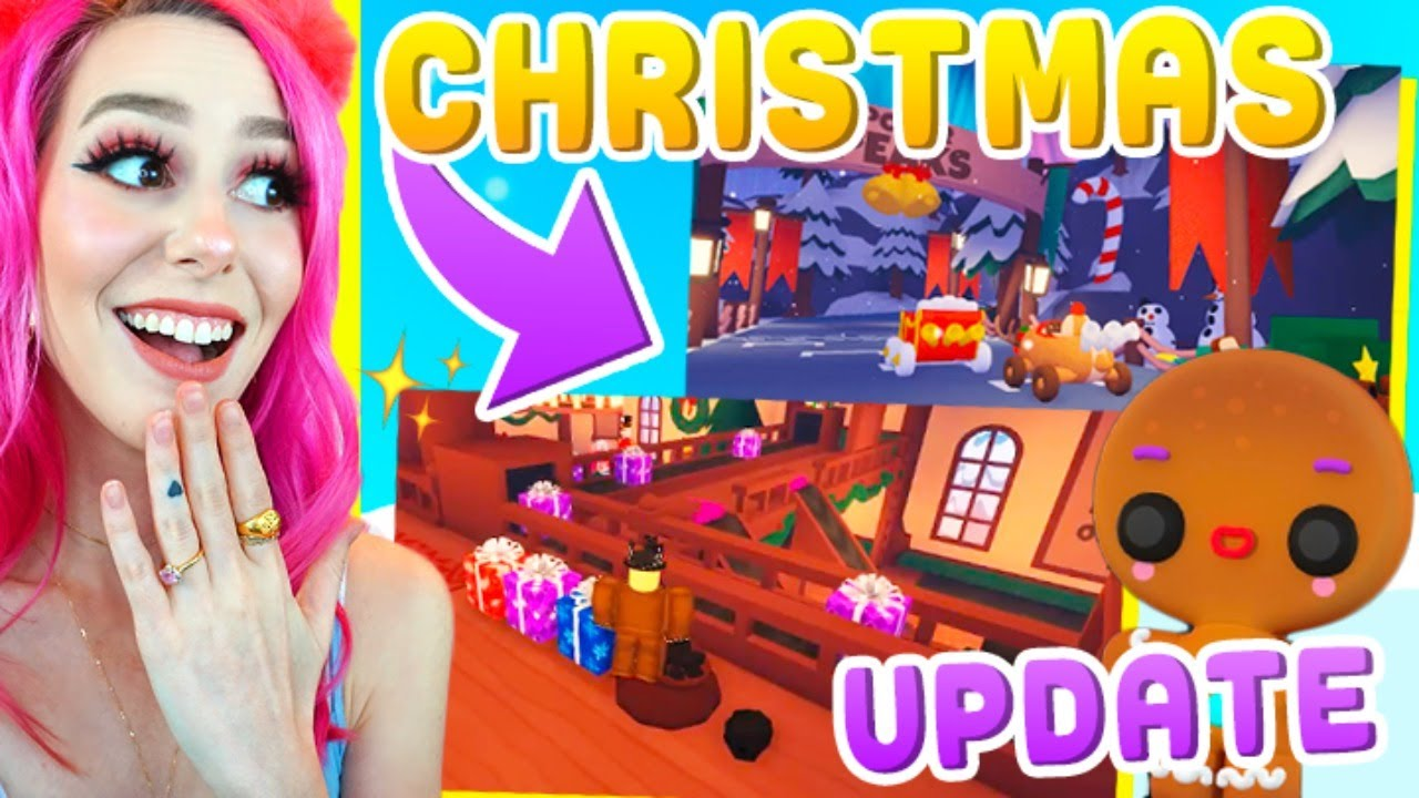 NEW Christmas Update!! Map Leaks, Pets and MORE! Roblox Overlook Bay