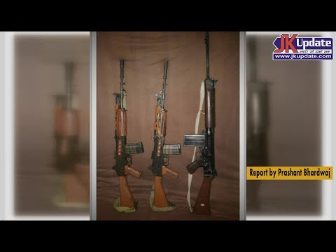 Shortage of Arms & Ammunition reason behind looting weapons by militants