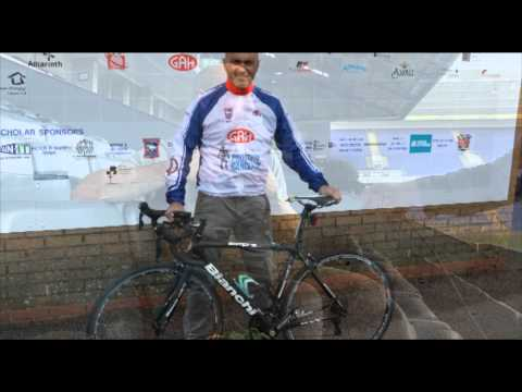 TEAM #ITFC: London to Amsterdam cycle challenge