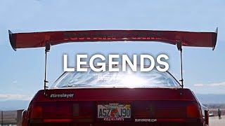LEGENDS // DRIFT [MONTAGE]