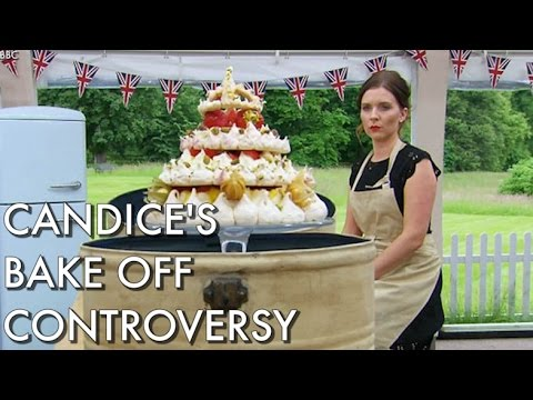 Is Candice the most controversial Great British Bake Off winner ever?