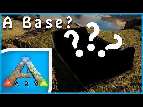 A Base is Built? | Ark: Survival Evolved