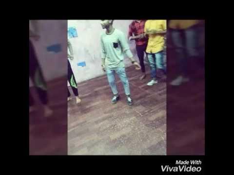 Chand chupa badal mai mix. By dance video