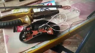 Ремонт компьютерной мышки из фикс прайса