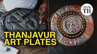 Thanjavur Art Plates: A vintage artefact from the temple city of Tamil Nadu