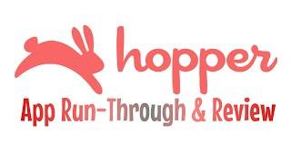 Hopper - Watch and Book Flights App Run through & Review screenshot 4