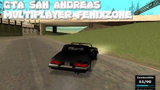 Gta San Andreas SAMP|| FenixZone Roleplay Español || Guerras, Asesinatos Y Persecuciones Policiales