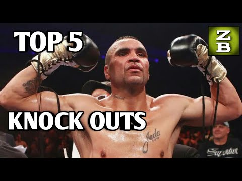 Top 5 Anthony Mundine Knock Outs