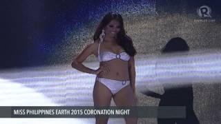 Miss PH Earth 2015 swimsuit competition