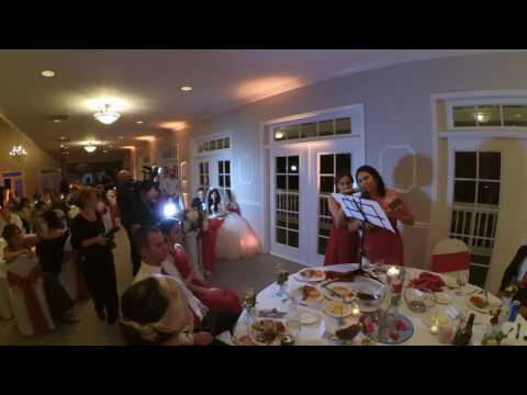 Disney Medley Maid of Honor Speech