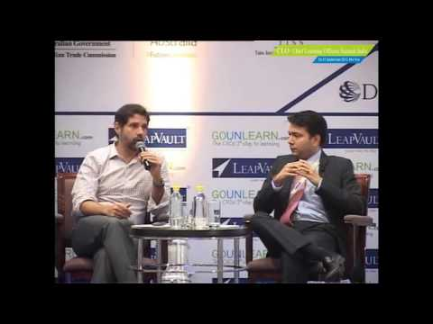 Mr. Ashish Hemrajani, Founder-CEO, @Bookmyshow at CLO Summit India
