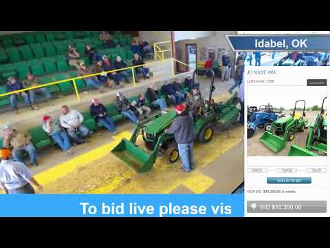 Brinkley Auction Live Stream