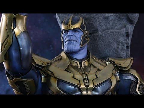 Почему Таносу не нужен был Камень Силы, чтобы побить Халка