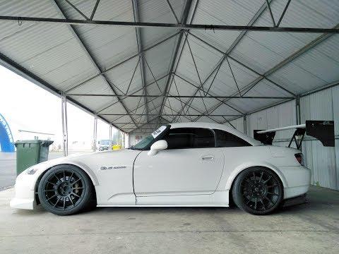 BYP Racing Built Honda S2000 - Wakefield Park 61.9