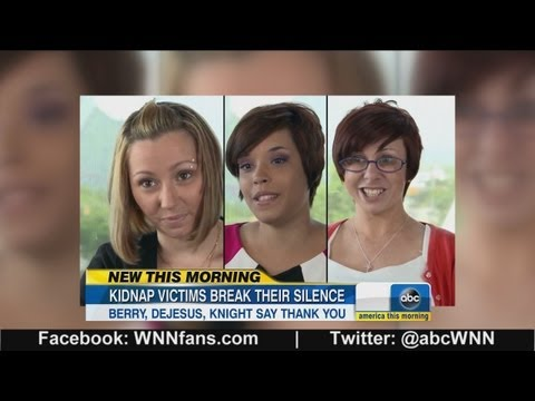 Thumbnail: Amanda Berry, Gina DeJesus, Michelle Knight Speak Out