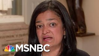 Representative Pramila Jayapal: Start Impeachment Inquiry | All In | MSNBC