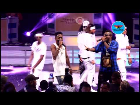 Shatta Wale's full performance at Ghana Meets Naija 2017