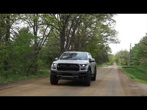 2017 Ford F 150 Raptor Ctech-review