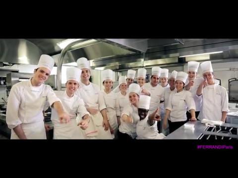 FERRANDI Paris Vous Présente Son Restaurant éphémère Sur Taste Of - Ecole de cuisine ferrandi paris restaurant