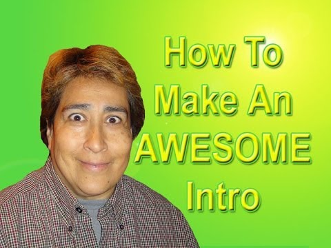 Windows Live Movie Maker Tutorial 4 - How to Make An Awesome Intro/Outro 1