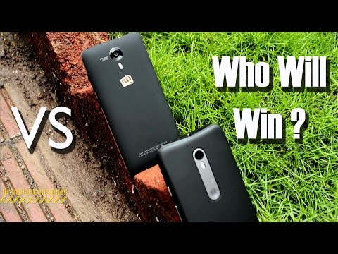 Micromax Canvas Xpress 2 Vs Motorola Moto G 3 in HINDI by Ur IndianConsumer