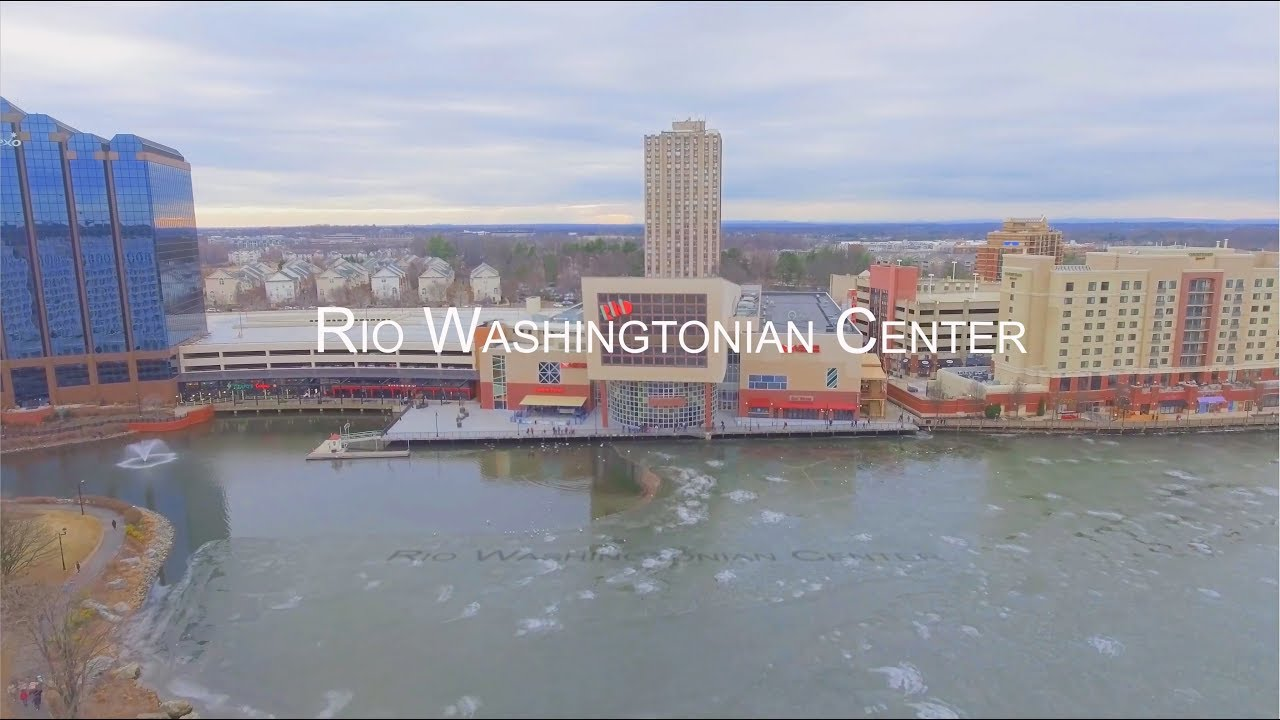 Rio Gaithersburg Md >> Official Video Rio Washingtonian Center Gaithersburg Md 2018